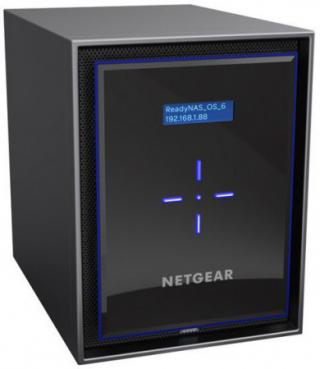Netgear READYNAS 426 DISKLESS 6 Bays , RN42600-100NES