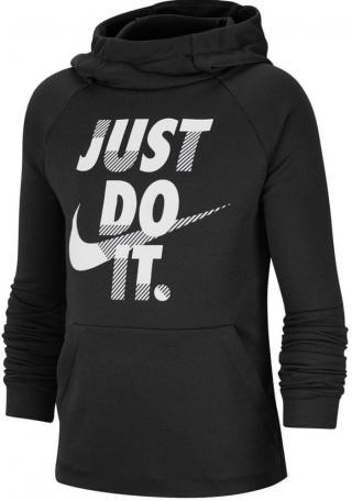 Nike dětská mikina Dri-FIT L černá - rozbaleno