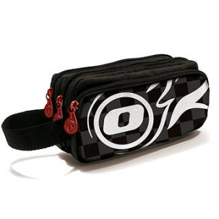 Nikidom Roller Pencil Case XL White Fire