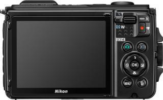 Nikon Camera Coolpix W300 Black