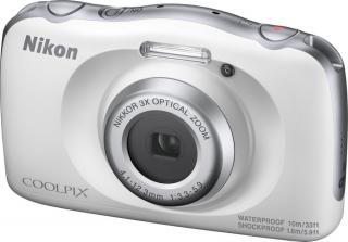 Nikon Coolpix W150 White Backpack Kit - rozbaleno
