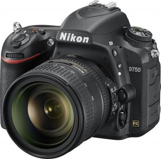 Nikon D750   24 - 85 mm VR - zánovní