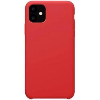 Nillkin Flex Pure silikonový kryt pro Apple iPhone 11 red