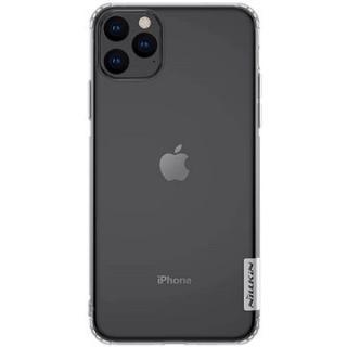 Nillkin Nature kryt pro Apple iPhone 11 Pro Max Transparent