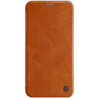 Nillkin Qin Book pro Apple iPhone 11 Pro Max brown