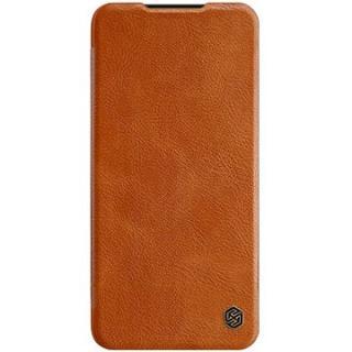 Nillkin Qin kožené pouzdro pro Samsung Galaxy A30s/A50s Brown