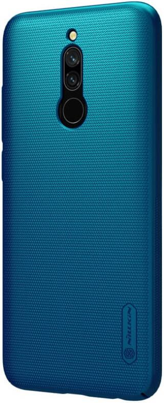Nillkin Super Frosted zadní kryt pro Xiaomi Redmi 8, modrá  - rozbaleno