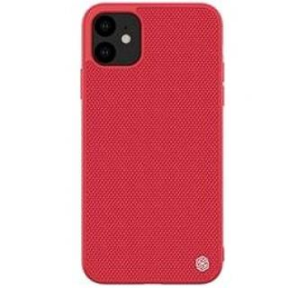 Nillkin Textured Hard Case pro Apple iPhone 11 red