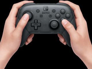 Nintendo Switch Pro Controller / Switch - rozbaleno