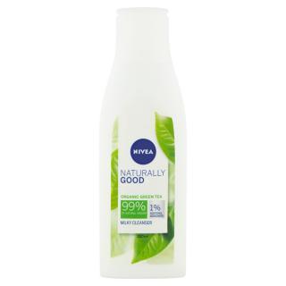 Nivea Čisticí pleťové mléko Naturally Good  200 ml