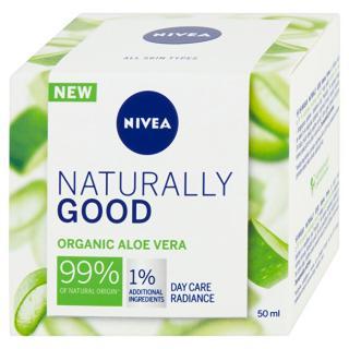 Nivea Rozjasňující denní krém Naturally Good  50 ml