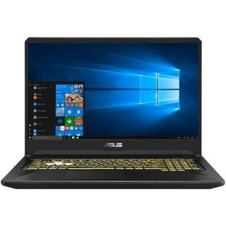 Notebook Asus TUF Gaming FX705DU-AU070T černý