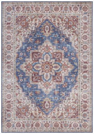 Nouristan - Hanse Home koberce Kusový koberec Asmar 104001 Jeans/Blue - 200x290 cm Vícebarevné