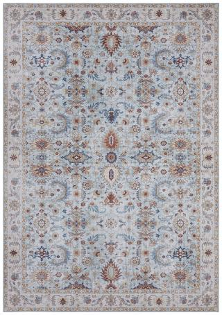 Nouristan - Hanse Home koberce Kusový koberec Asmar 104005 Heaven/Blue - 120x160 cm Vícebarevné