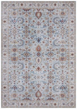 Nouristan - Hanse Home koberce Kusový koberec Asmar 104005 Heaven/Blue - 80x200 cm Vícebarevné