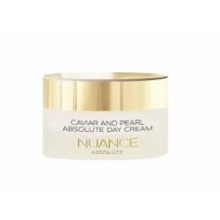 Nuance Caviar and Pearl Absolute Day Cream denní krém pro normální a smíšenou pleť 50 ml