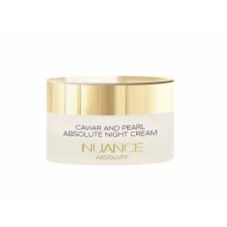 Nuance Caviar and Pearl Absolute Night Cream noční krém 50 ml