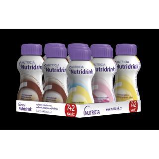 NUTRICIA Nutridrink akční balíček 7 2 ks ZDARMA