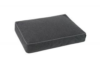O´ lala Pets Ortopedická matrace Luxury 90x60 cm tmavě šedá - rozbaleno