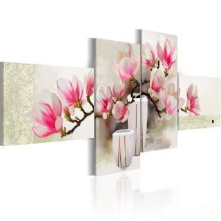 Obraz na plátně - Fragrance of magnolias