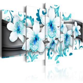 Obraz na plátně - Pleasure of blue