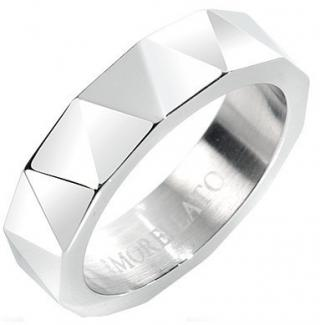 Ocelový prsten Love Rings SSI02, 52, mm
