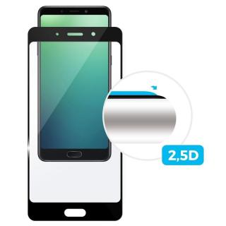Ochranné sklo FIXED Full-Cover pro Nokia 7.2 černé