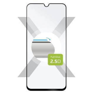 Ochranné sklo FIXED Full-Cover pro Samsung Galaxy A40 černé