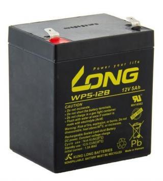 Olověný akumulátor Avacom Long 12V 5Ah F2