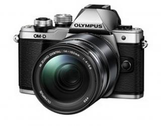 Olympus e-m5 mark ii - 14-150 ii kit silver/black