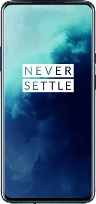 OnePlus 7T Pro, 8GB/256GB, Haze Blue - zánovní