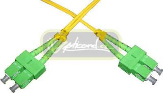 OPTIX SC/APC-SC/APC optický patch cord 09/125 3m, 8595589814426