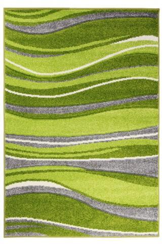 Oriental Weavers koberce AKCE: Kusový koberec Portland 1598 CO6 G - 133x190 cm Zelená