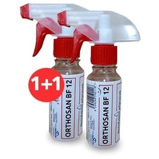 ORTHOSAN BF-12  Pro desinfekční čištění ploch sprej 2× 100 ml