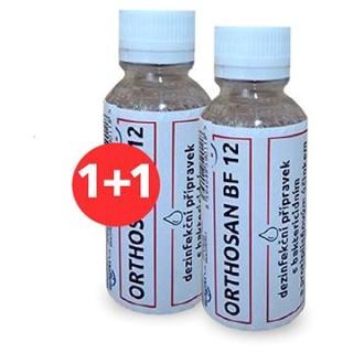 ORTHOSAN BF-12 Pro desinfekční čištění ploch Uzávěr 2× 100 ml