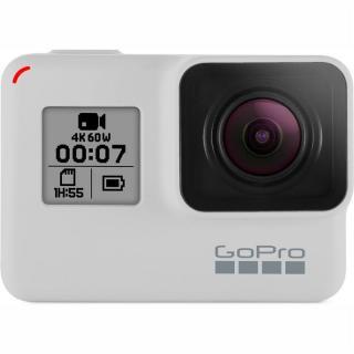Outdoorová kamera GoPro HERO 7 Black - Limitovaná edice bílá