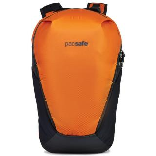 PACSAFE batoh VENTURESAFE X18 burnt orange Oranžová