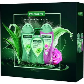PALMOLIVE Feel Pure with Clay Set