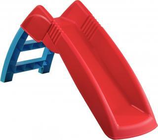 PalPlay Dětská plastová klouzačka Junior Červená - rozbaleno