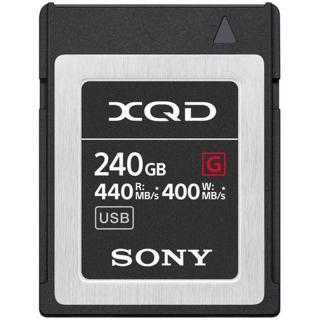 Paměťová karta Sony XQD G 240 GB