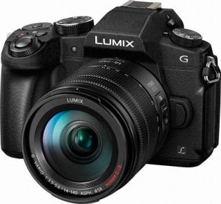 Panasonic Lumix DMC-G80   14-140 mm  - rozbaleno
