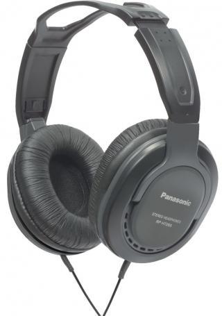 Panasonic RP-HT265E-K sluchátka - rozbaleno