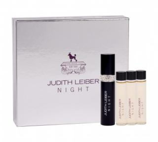 Parfémovaná voda Judith Leiber - Night 3x10 ml Naplnitelný
