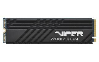 PATRIOT Viper Gaming VP4100 2TB SSD / Interní / M.2 PCIe Gen4 x 4 NVMe 1.3 / 2280, VP4100-2TBM28H