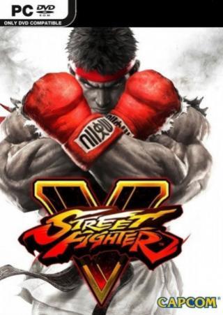 PC Street Fighter V,