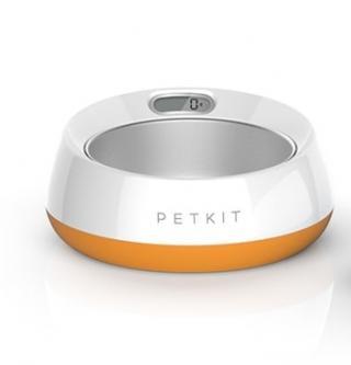 PetKit Fresh Metal Smart miska pro psy 1,7l - oranžová - 30 dnů na vyzkoušení