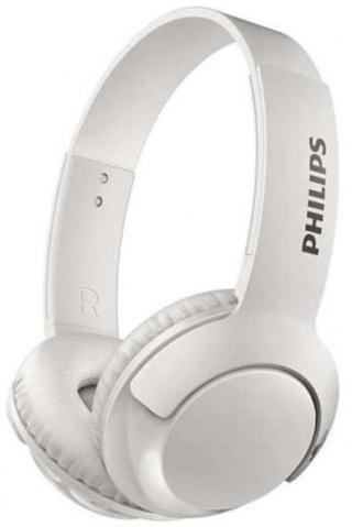 Philips SHB3075 bezdrátová sluchátka, bílá - rozbaleno