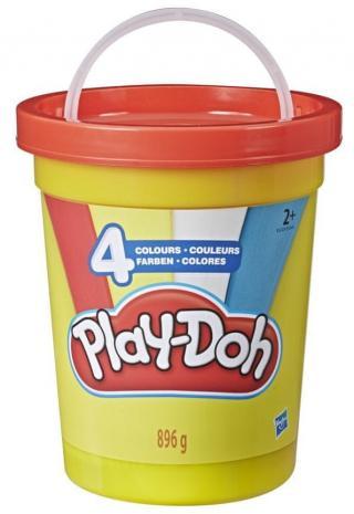 Play-Doh Super balení modelíny - červená
