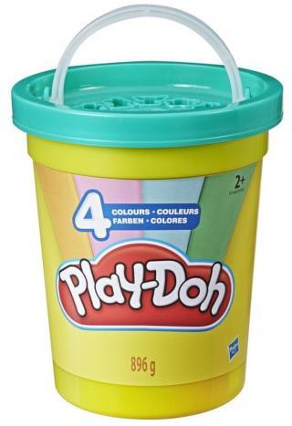 Play-Doh Super balení modelíny - zelená