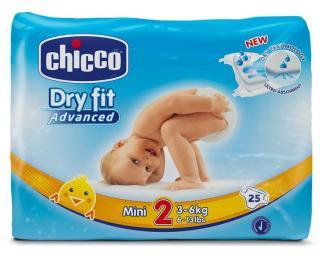 Plenky Chicco Mini 3-6kg, 25 ks,Plenky Chicco Mini 3-6kg, 25 ks